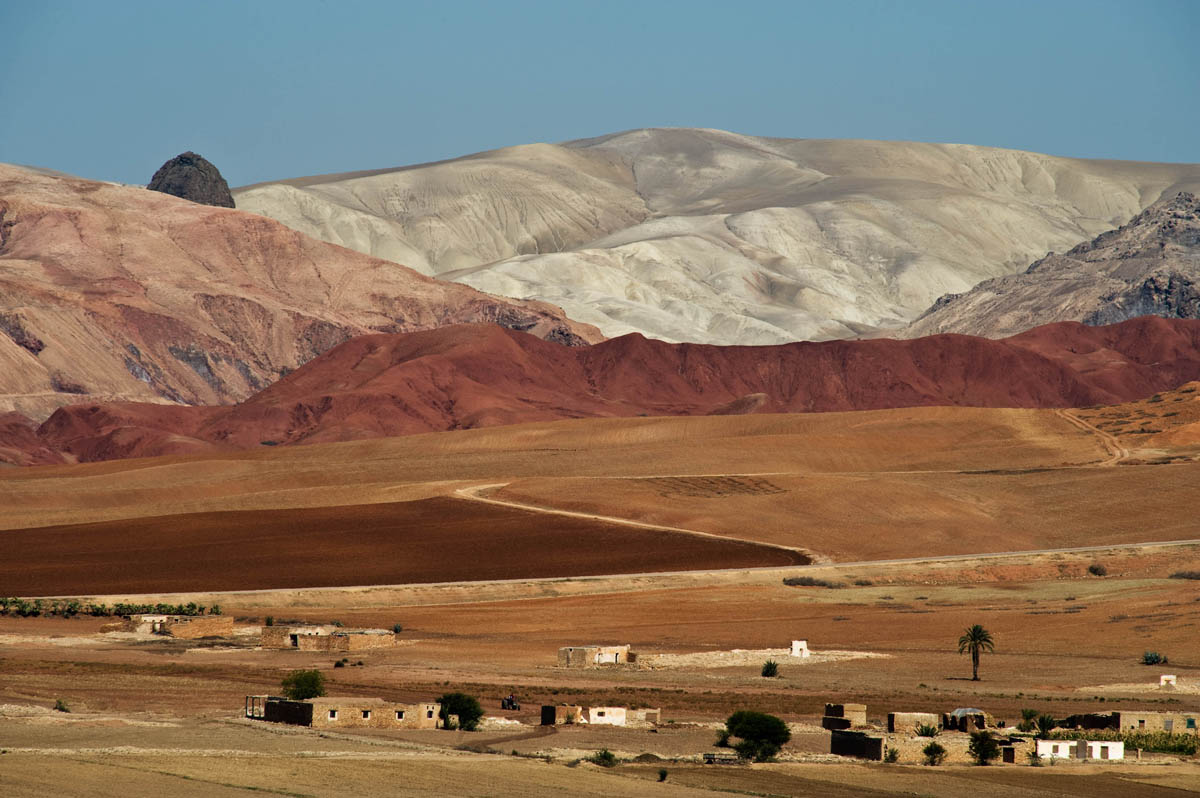 Middle Atlas, Morocco